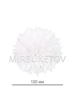 Хризантема белая на ножке, 580 мм