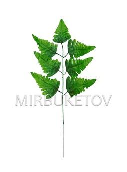 Лист папоротника на 7 листов, 470 мм, L234