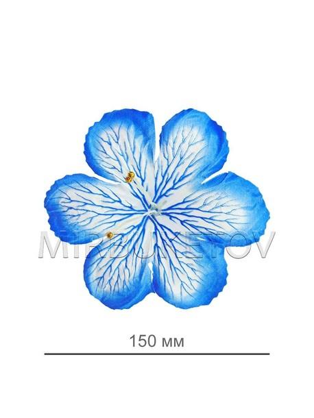 Искусственные Пресс цветы Гербера, атлас, 150 мм