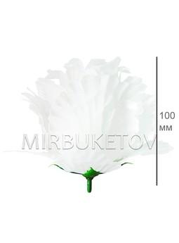 Роза бутон атласный гигант, 100 мм, F25