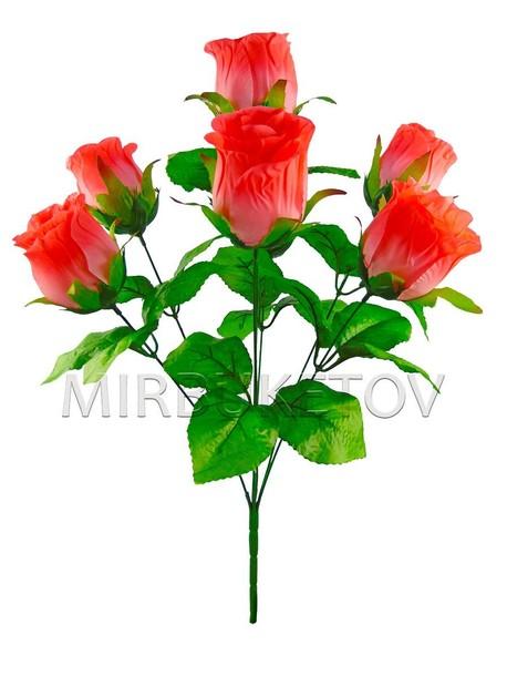 Букет роза бутон на 7 голов M9903
