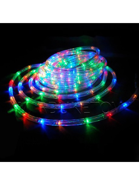 Гирлянда дюралайт LED разноцветная 10 метров