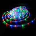 Гирлянда дюралайт LED разноцветная 20 метров