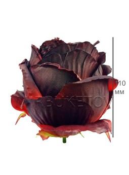 Роза бутон палевый атласный пышный гигант F31