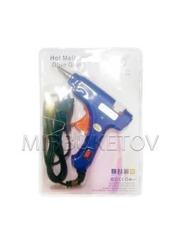 Термо-пистолет для силикона 7 мм, Gun003