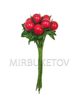 Букетик красной ягоды B118
