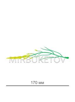 Добавка одиночная с напылением, 170 мм, D021