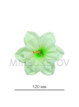 Пресс нарцисс с красно-зеленой тычинкой, 120 мм, A20971