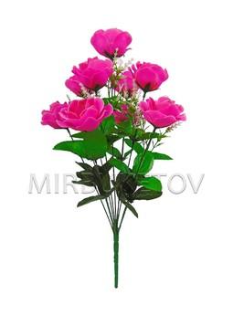 Букет розы высокий на 11 голов