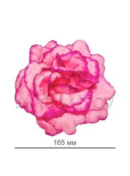 Роза пионовидная шелковая 023