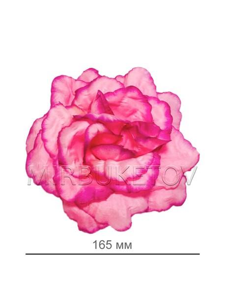 Искусственные цветы Роза пионовидная, шелк, 165 мм