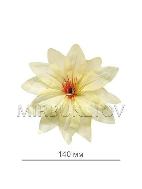 Крокус кремовый шелковый 140 мм РАСПРОДАЖА