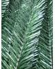 Хвоя мягкая 7 cм, HS1-7, полностью зеленые иголки