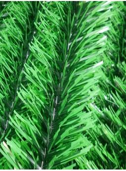 Хвоя жесткая 7 cм, HR1-7, салатовые кончики иголок