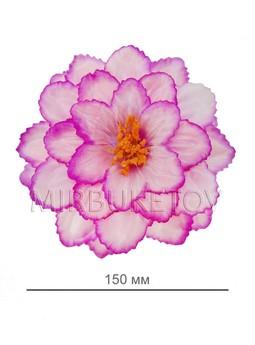 Искусственные цветы Гербера, атлас, 150 мм, РАСПРОДАЖА