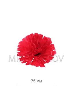 Гвоздика бледно-красная искусственная шелк 013SALE