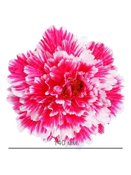 Искусственные цветы Хризантема, атлас, 140 мм