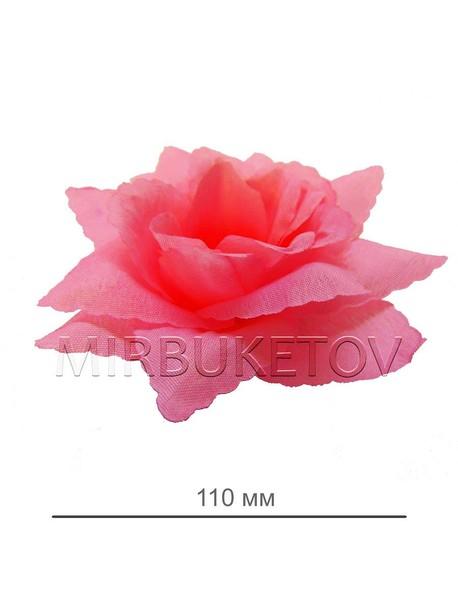 Роза шелковая открытая 012