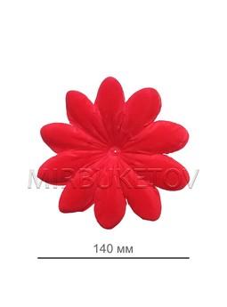 Пресс-цветок бархатный, 140 мм