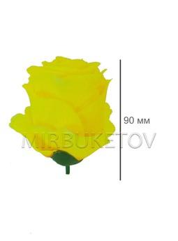 Роза бутон шелк В24