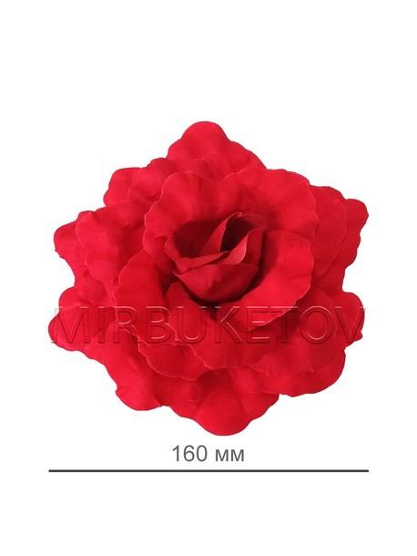 Роза пионовидная бархатная, 160 мм, 123