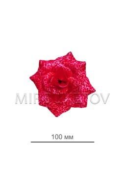 Роза открытая бархат, 100 мм, 169-3SALE