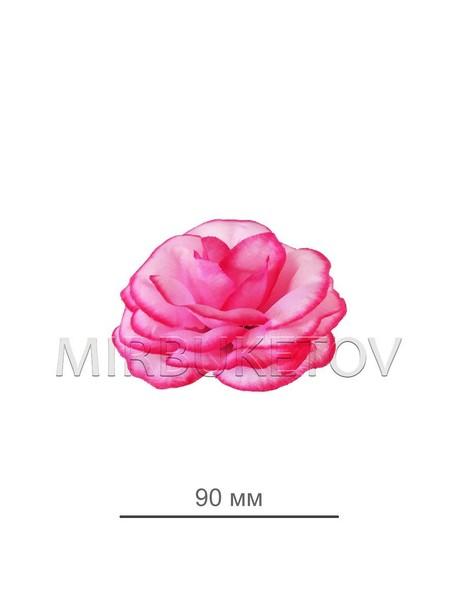 Роза открытая шелковая, 90 мм, 022