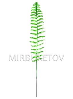Лист Елочника пластмассовый узкий, 470 мм, L206