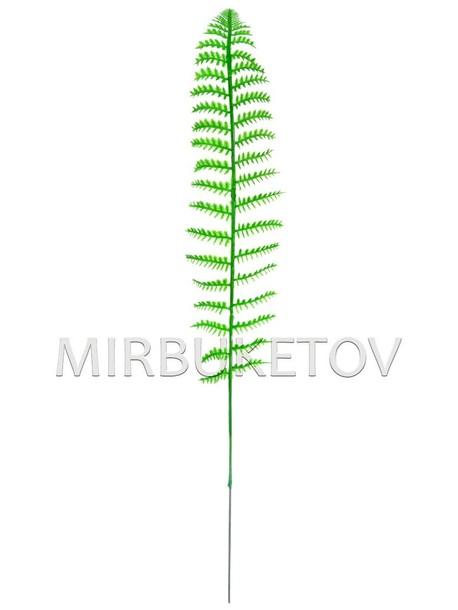 Лист Елочника пластмассовый узкий, 470 мм