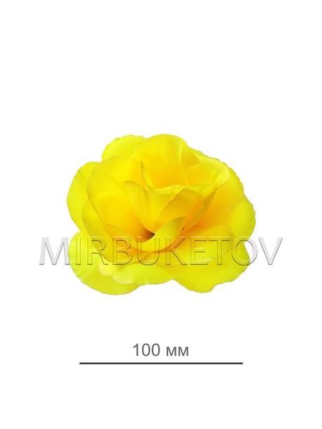 Роза шелковая открытая 018