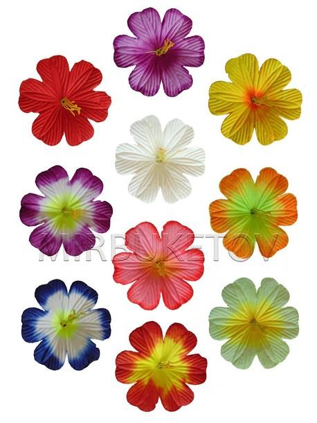 Искусственные Пресс цветы Лотос, 90 мм