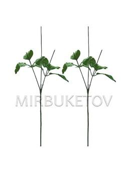 Одиночная ножка на 3 цветка (гербера), 450 мм, N229