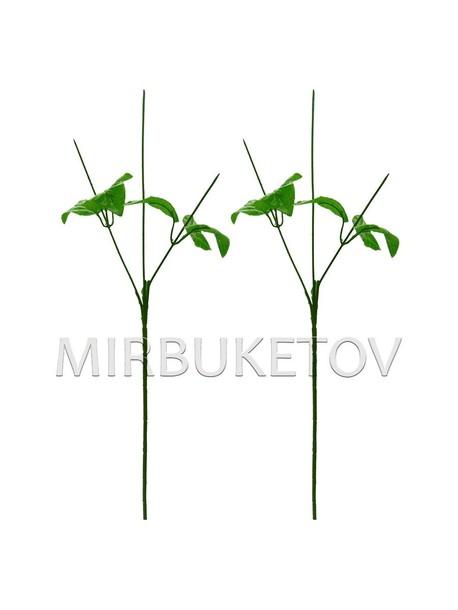 Одиночная ножка на 3 цветка (лилия), 450 мм, N236