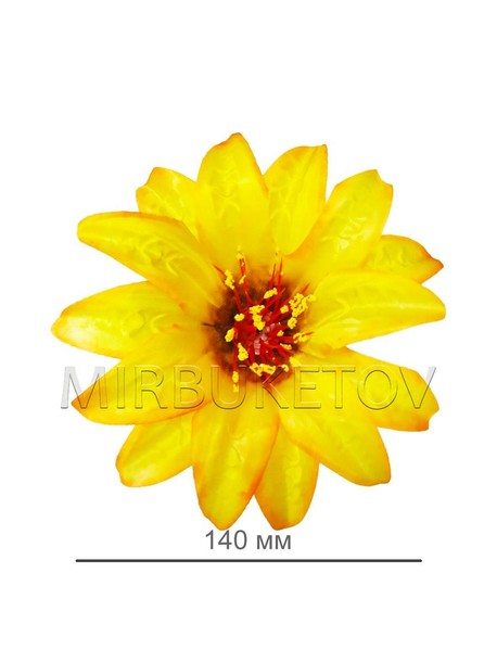 "Крокус атласный двойной ""Собери сам"", желтый, 140 мм, F02-2"