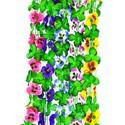 Лиана Анютины глазки с листом, 180 см, Ln002