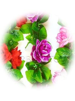 Лиана Роза с листом, 200 см