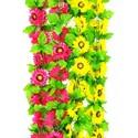 Лиана Хризантема с листом, 200 см, Ln006