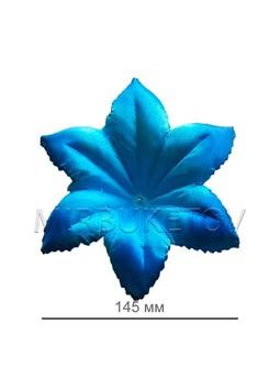 Искусственный пресс-цветок Орхидея без тычинки, 145 мм, A003