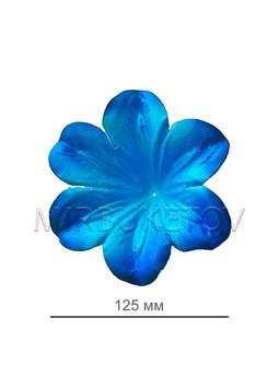 Искусственный пресс-цветок Петуния без тычинки, 125 мм, A005