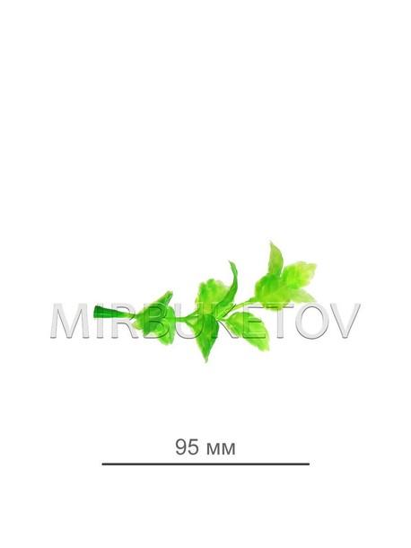 Добавка пластиковая на ножку, 95 мм, D005