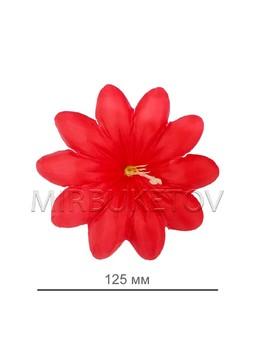 Пресс-цветок с тычинкой Пиретрум, 125 мм, A106