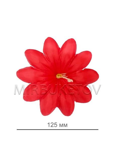 Искусственные Пресс цветы с тычинкой Пиретрум, 125 мм