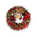 """Рождественский венок """"Звездная ночь"""", 32 см"""