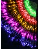 Гирлянда-водопад LED разноцветная, 560 ламп, 3x3 м, WL560ML33-T