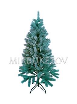 Искусственная литая елка, голубая, 1.8 м, Fir002