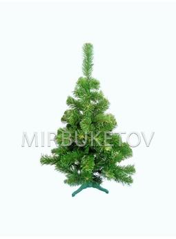 Искусственная елка ПВХ зеленая, 1.0 м, Fir10G-P