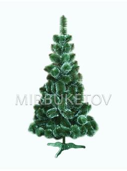 Искусственная сосна с заснеженными иголками, 2.1 м, Pine21S