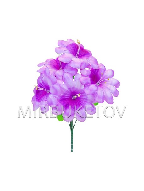 Искусственные цветы Букет Пиретрума, 6 голов, 340 мм
