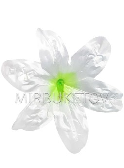 Лилия атласная с тычинкой, 200 мм