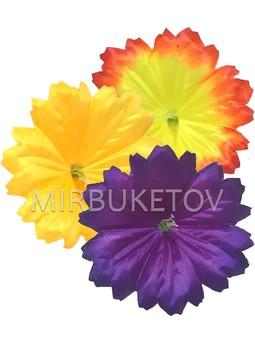 Прессцветок с тычинкой Петуния зубчатая, 120 мм, A112
